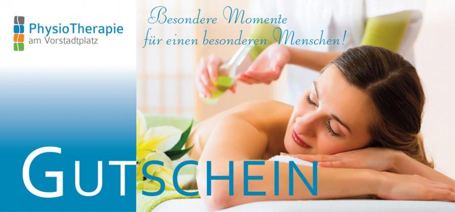 Massage Nagold Geschenk-Gutschein