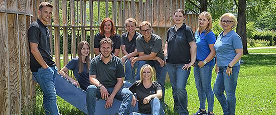 Praxis Physiotherapie Vorstadtplatz Team