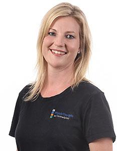 Carolin Dalinger Physiotherapeutin